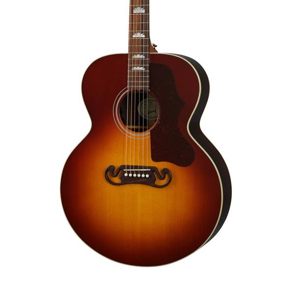 Gibson SJ-200 Studio Rosewood Electro-Acoustic Guitar, Rosewood Burst