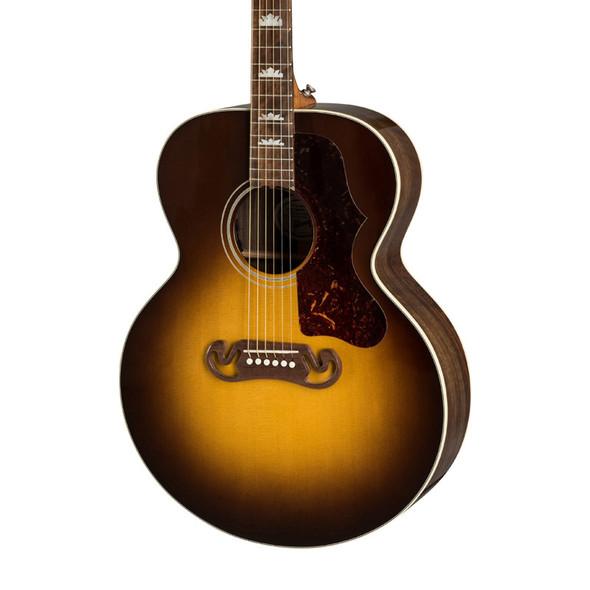 Gibson SJ-200 Studio Walnut Electro-Acoustic Guitar, Walnut Burst