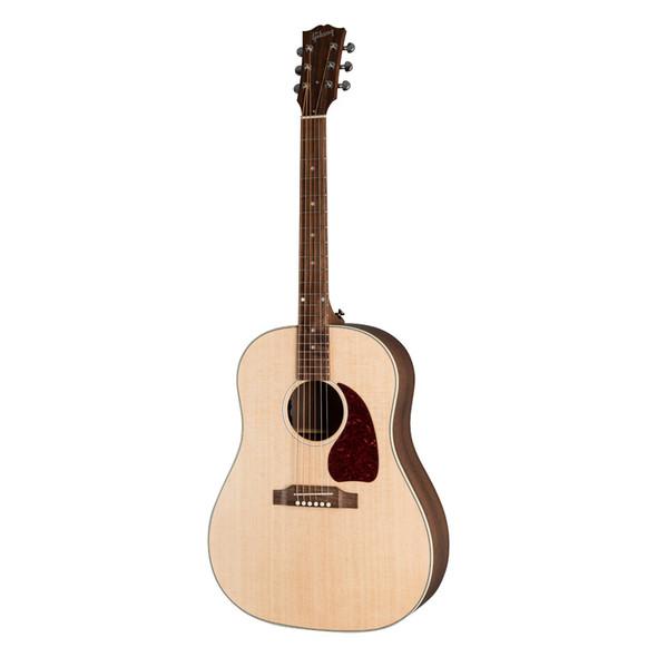 Gibson G-45 Studio Electro-Acoustic Guitar, Antique Natural, Walnut