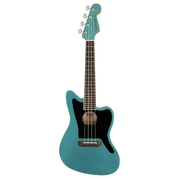 Fender Fullerton Jazzmaster Ukulele, Tidepool