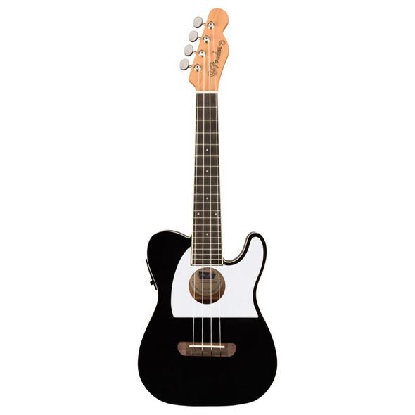 Fender Fullerton Telecaster Ukulele, Black