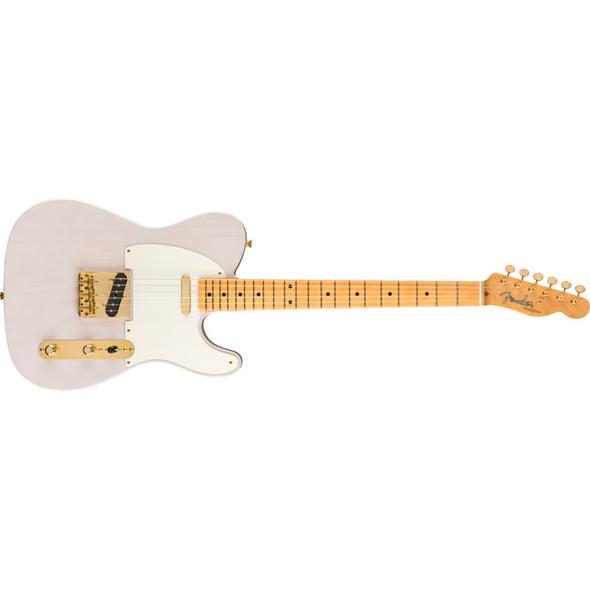 Fender Ltd Edition American Original 50s Telecaster, Maple Neck, White Blonde