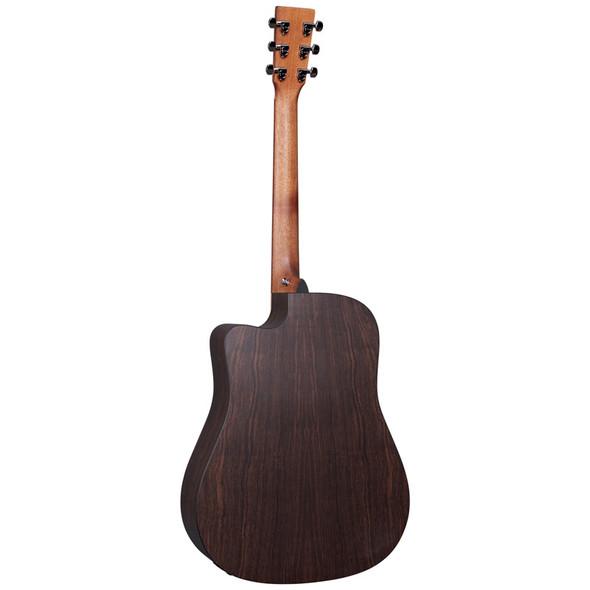 Martin DC-X2E Electro-Acoustic Guitar, Natural