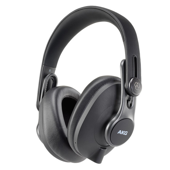 AKG K371-BT Headphones, Bluetooth, Closed Back