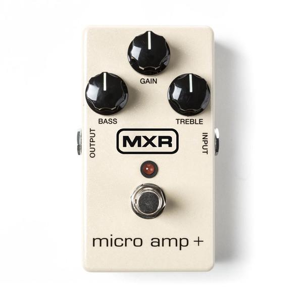 MXR M233 Micro Amp+ Boost Pedal