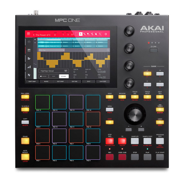 Akai MPC ONE Standalone Music Production Centre