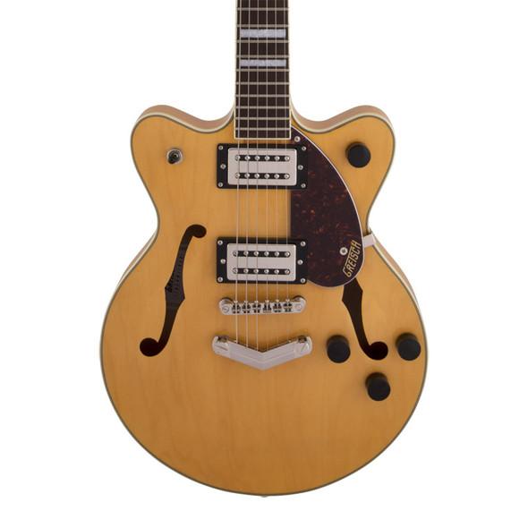 Gretsch G2655 Streamliner Center Block Jr Electric Guitar, Village Amber