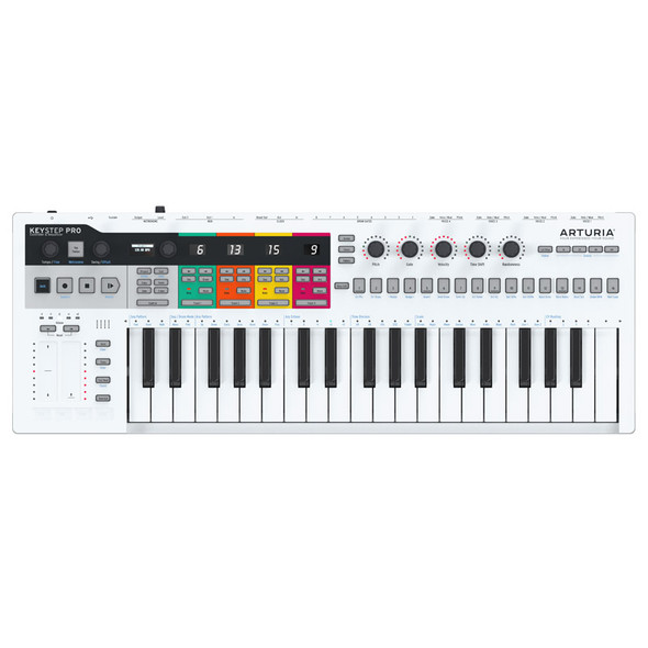 Arturia Keystep Pro Controller Keyboard/Polyphonic Sequencer