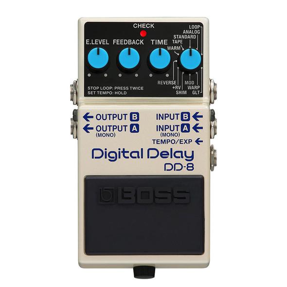 Boss DD-8 Stereo Delay Pedal