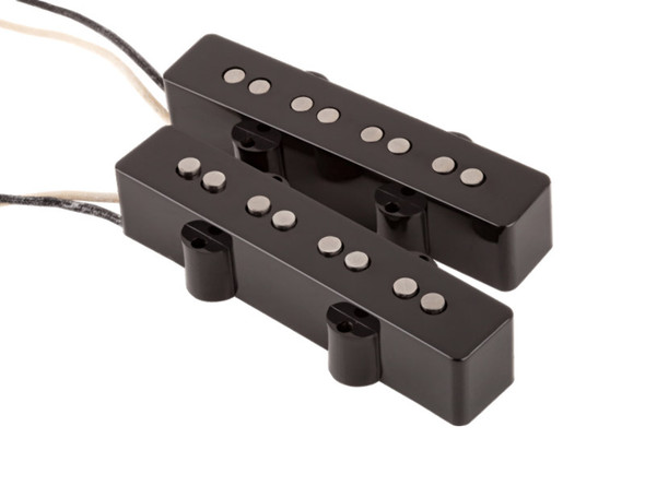 Fender Custom 60s Jazz Bass Pickups, Set of 2, Black