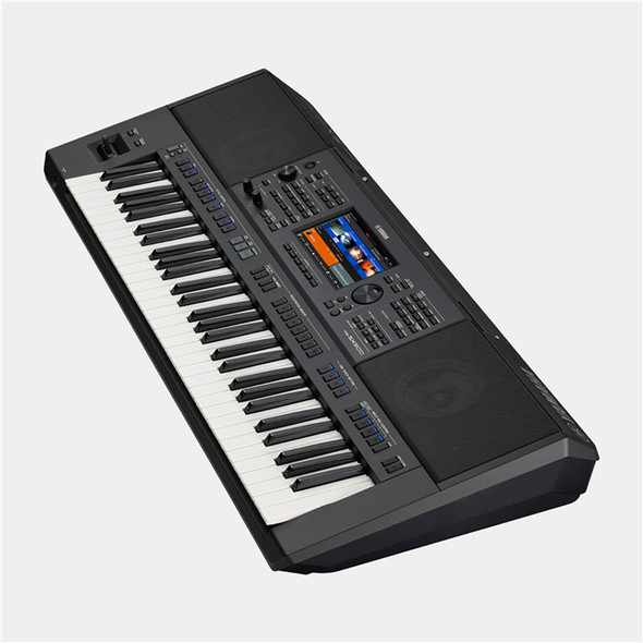Yamaha PSR-SX900 Home Keyboard, 61 Keys, Black