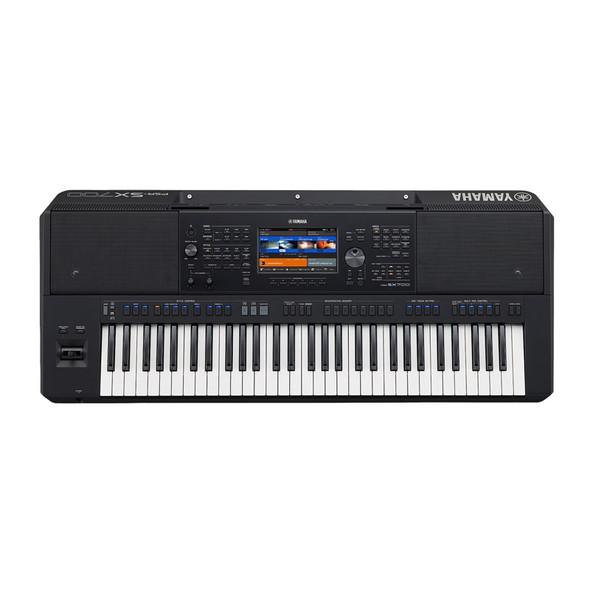 Yamaha PSR-SX700 Home Keyboard, 61 Keys, Black