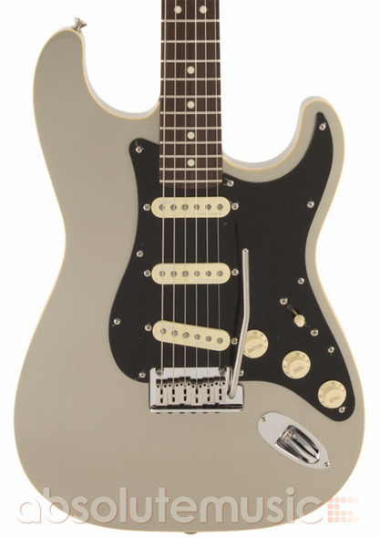 Fender Japan Modern Stratocaster, Rosewood, Inca Silver