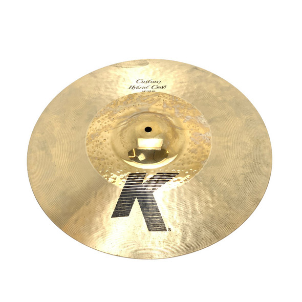 Zildjian 18 Inch K Custom Hybrid Crash Cymbal (Pre-Owned)
