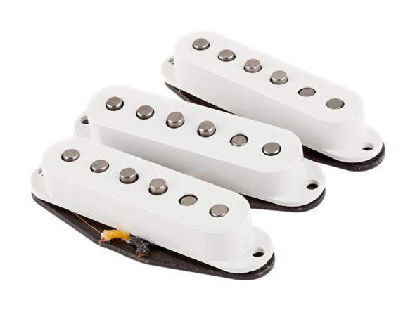 Fender Fat 50s Stratocaster Pickups, Set of 3, White