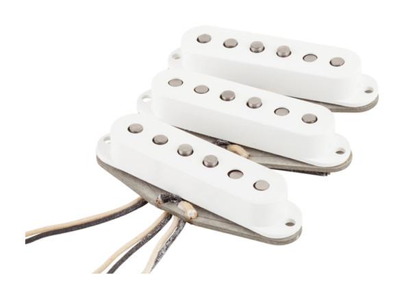 Fender Custom Shop 69 Stratocaster Pickups, Set of 3, White