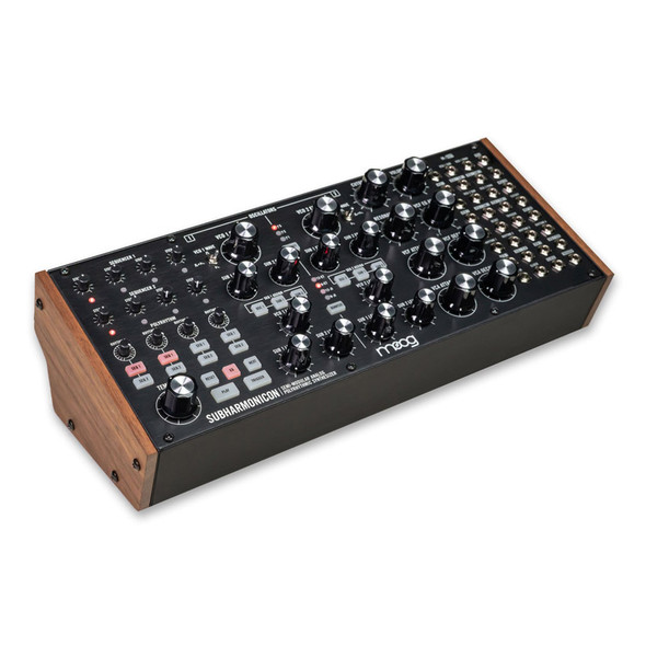 Moog Subharmonicon Semi-Modular Polyrhythmic Analog Synthesizer