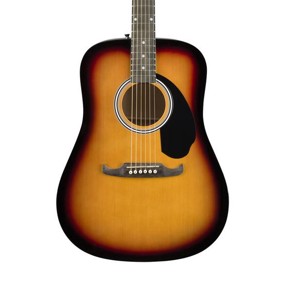 Fender FA-125 Dreadnought Acoustic Guitar, Sunburst, w Gigbag