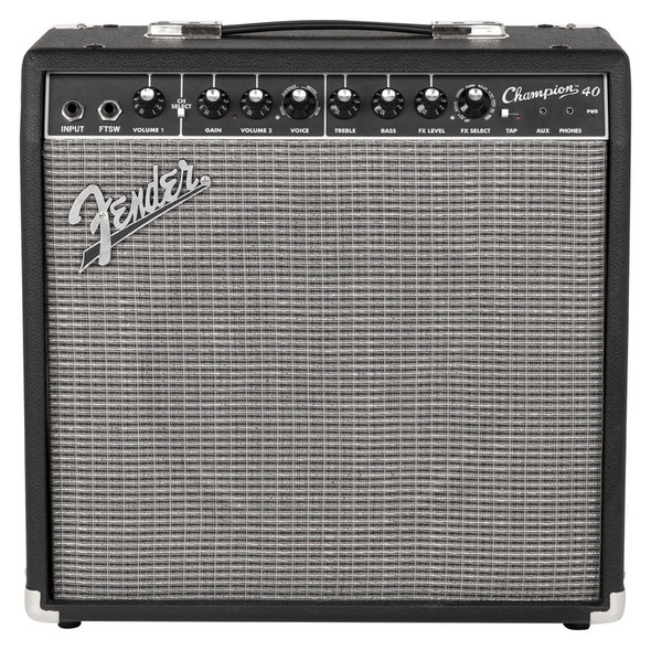 Fender Champion 40 Combo Guitar Amplifier
