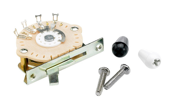 Fender 5 Way Blade Style Pickup Selector Switch