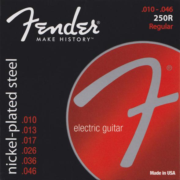 Fender 250R strings gauge 10-46