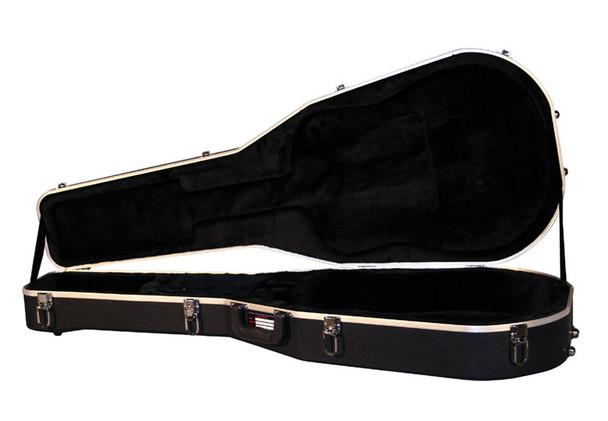 Gator GC-DREAD-12 lightweight guitar case for Dreadnought/12 string guitars
