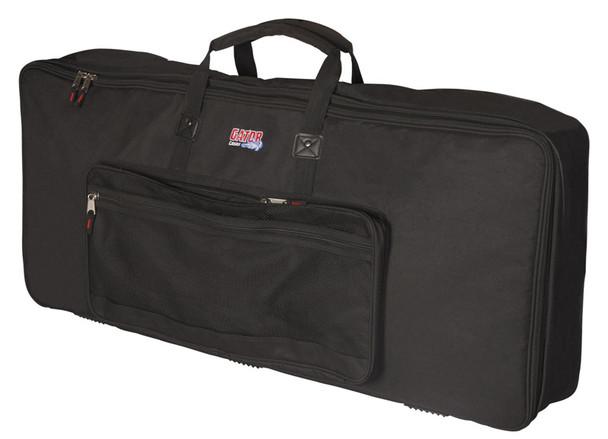 Gator GKB-61SLIM - 61 Note Keyboard Padded Gig Bag (Slim)