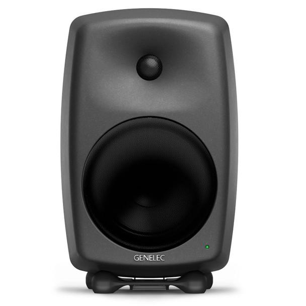 Genelec 8050B Active Studio Monitor, Black (Single)
