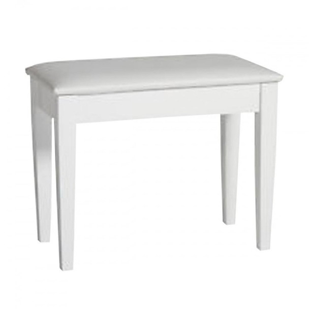 Roland RPS1 Piano Bench, Polished White