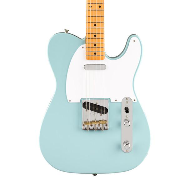 Fender Vintera 50s Telecaster, Sonic Blue, Maple