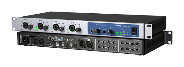 RME Fireface 802 USB/Firewire Audio Interface