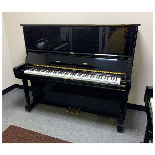 Yamaha U3 Upright Acoustic Piano - 1981 Model (Pre-Owned)