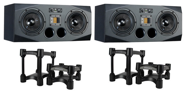 ADAM A77X Studio Monitoring Bundle
