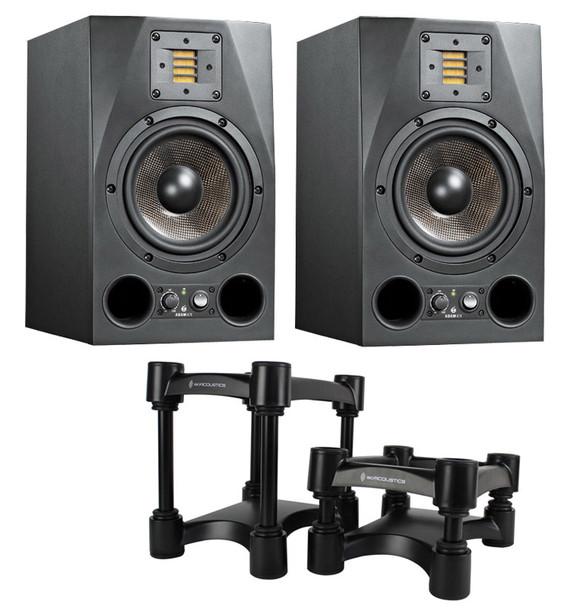 ADAM A7X Studio Monitoring Bundle
