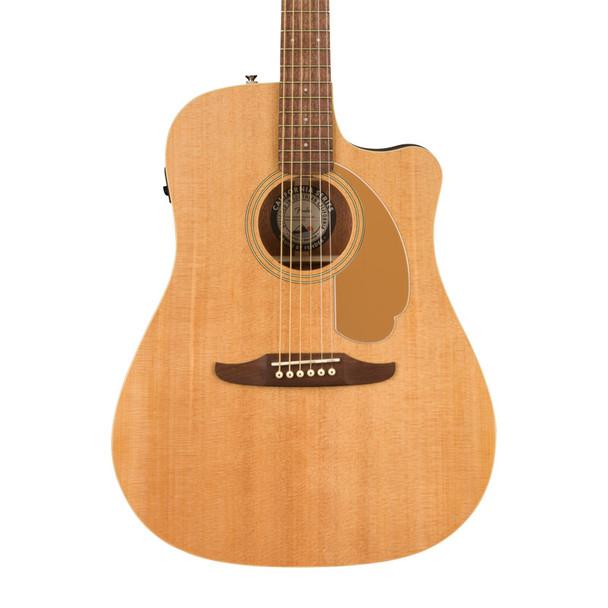 Fender Redondo Player Electro-Acoustic Guitar,Natural