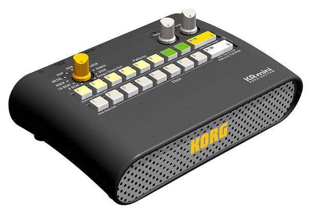 Korg KR Mini Desktop Drum Machine with Speaker