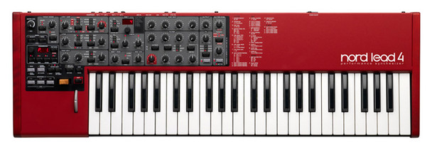 Nord Lead 4 Analogue Modelling Synthesizer