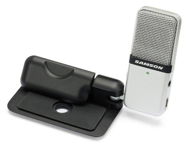 Samson Go Mic clip on USB microphone