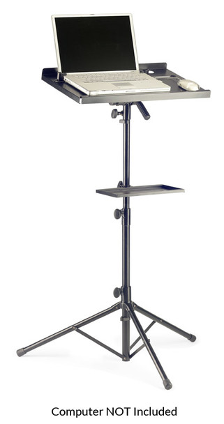 Stagg COS 10 BK Portable Laptop Stand