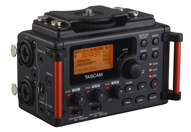 Tascam DR-60DMKII Four Track Portable Recorder