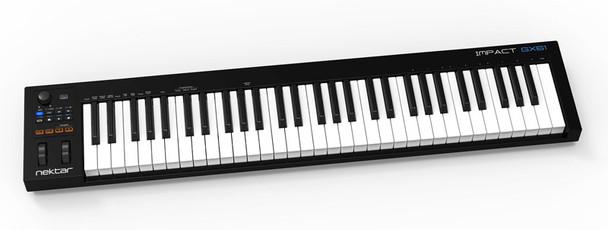 Nektar Impact GX61 USB MIDI Controller Keyboard