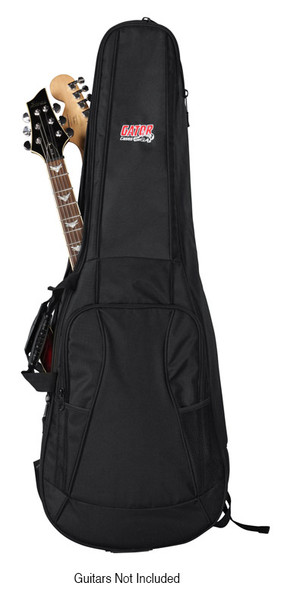 Gator GB-4G-ELECX2 4G Series Gig Bag For 2x Electric Guitars