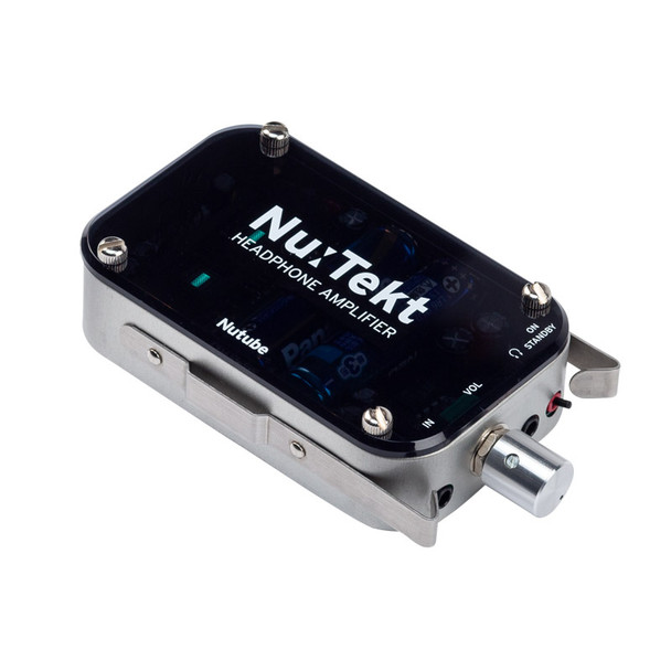 Korg NuTekt HA-S Nutube Headphone Amp Kit
