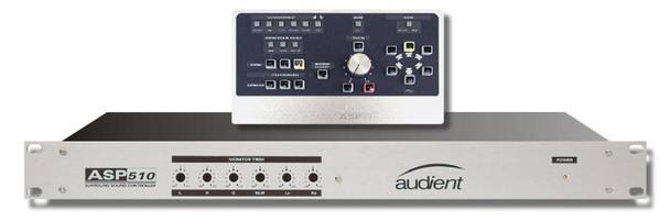 Audient ASP510 Surround Sound Mix/Monitor Controller