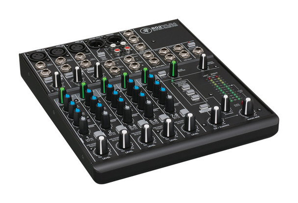 Mackie 802-VLZ4 Compact 8 Channel Mixer