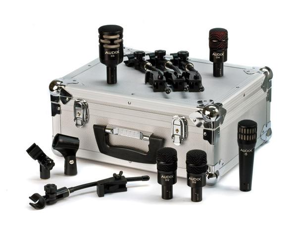 Audix DP5A 5-piece Drum Microphone Pack