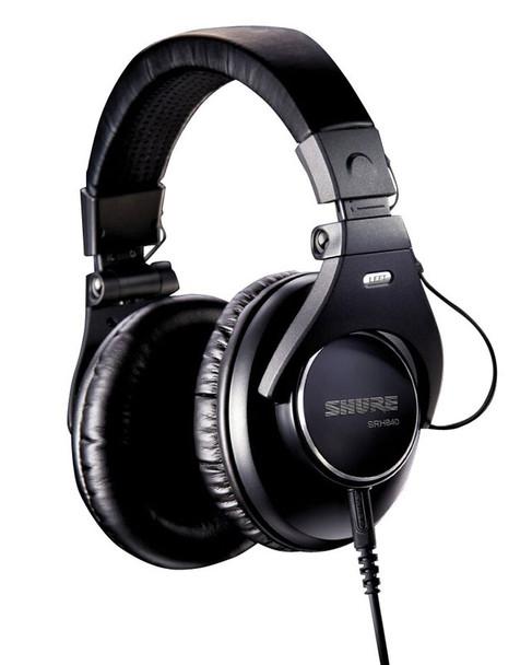 Shure SRH840 Reference Studio Headphones  (Ex-Display)