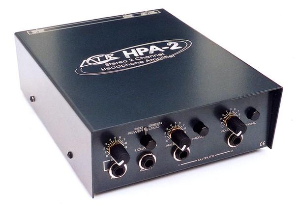 MTR HPA-2 2 channel headphone amplifier