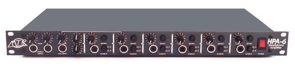 MTR HPA-6 6 channel headphone amplifier