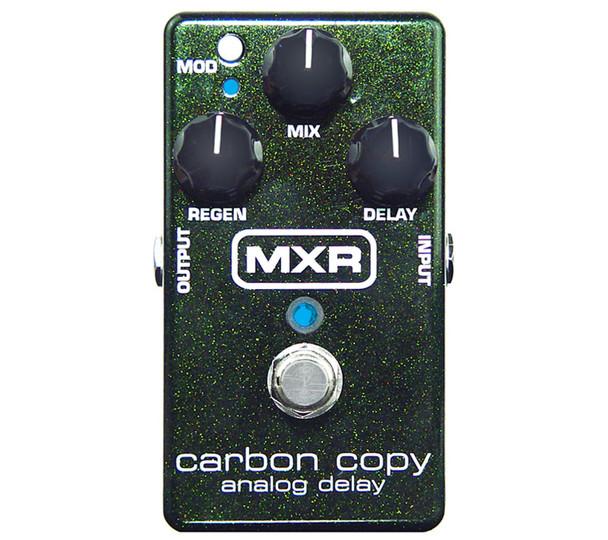 MXR M169 Carbon Copy Analogue Delay Pedal